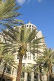 Art- DecoSüdstrand Miami stockbild