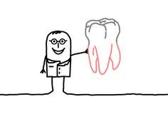 Art dentaire illustration libre de droits