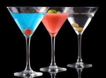 Art des cocktails photos stock