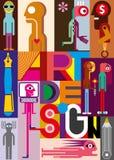 Art Design Foto de archivo libre de regalías