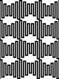 Art Design de Op. Sys. blanco y negro Imagen de archivo
