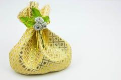 Art design fabric. In Thailand Royalty Free Stock Photos