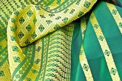 Art design fabric. In Thailand Stock Photo