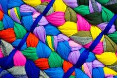 Art design fabric. In thailand Stock Image