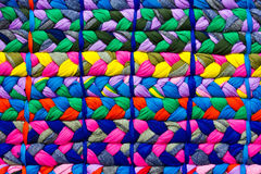 Art design fabric. In thailand Royalty Free Stock Images