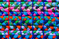 Art design fabric. In thailand Stock Photography