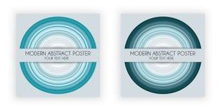 Art Design Poster avec le symbole rond, plat de musique, a étiré des pixels effet, vecteur Images libres de droits