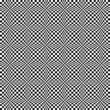 Art Distortion Pattern op sans couture dans le format de vecteur Illustration Stock