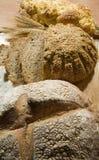 Art drei des Brotes Stockfoto