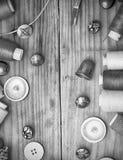 Art du tissage et de la broderie Image libre de droits