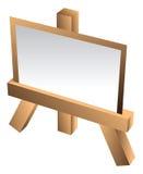 Art easel Stock Photos