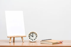 Art easel Stock Photography