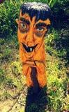 Art en bois Photos libres de droits