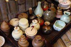 Art en céramique Photos libres de droits