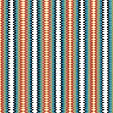 Art Ethnic Native Background Pattern sans couture géométrique abstrait Illustration de Vecteur
