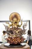 Art exhibit his Kho Yai art  Museum in Bankok,Thailand Royalty Free Stock Image