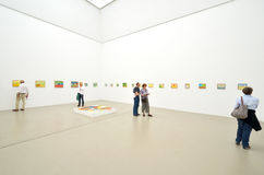 Art exhibition documenta in Kassel royalty free stock images