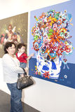 The Art Expo Malaysia 2010 Stock Photography