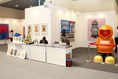 The Art Expo Malaysia 2010 Royalty Free Stock Photos