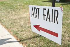 ART FAIR Stock Photos