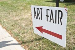 ART FAIR stock photos