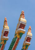 Art and faith thai Stock Photos