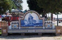 Art In Faro Portugal Lizenzfreie Stockfotografie