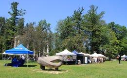 Art Festival Arkivbild