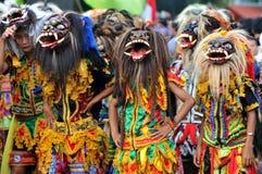 Art Festival en Yogyakarta, Indonesia Imagen de archivo libre de regalías