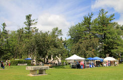 Art Festival in Guildwood Park Royalty Free Stock Image