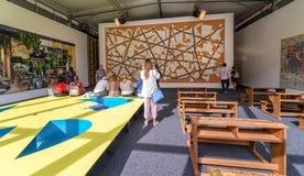 Art Festival moderne à Bucarest Photo libre de droits