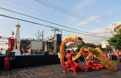 Art Festival a Yogyakarta, Indonesia Immagini Stock Libere da Diritti