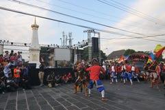 Art Festival a Yogyakarta, Indonesia Immagine Stock