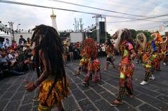 Art Festival a Yogyakarta, Indonesia Fotografie Stock Libere da Diritti