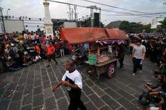 Art Festival in Yogyakarta, Indonesia Stock Image