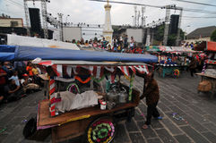 Art Festival in Yogyakarta, Indonesia Stock Photography