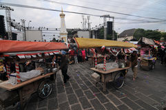 Art Festival in Yogyakarta, Indonesia Stock Photos