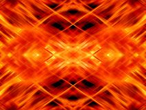 Art fire abstract background. Illustration Stock Photos