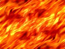 Art fire abstract pattern background. Illustration Royalty Free Stock Images