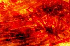 Art fire burning wood. Background Royalty Free Stock Photography