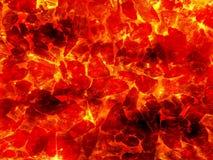 Art fire lava pattern background. Art fire lava pattern illustration background Royalty Free Stock Photos