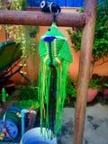 Art fish. Art, fish, hanging, creative, beautiful, memory Stock Image