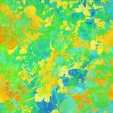 Art floral grunge background pattern Stock Images