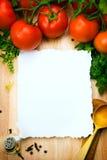 Art Food bakgrund arkivbild