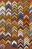 Art frames Royalty Free Stock Photo