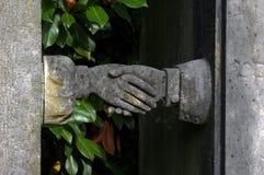 Art. funerario simbolico. Immagini Stock