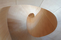 Art Galler of Ontario Gehry Staircase 7 Royalty Free Stock Photo