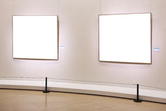 Art gallery stock photography