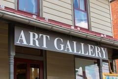 Art Gallery Arkivbild