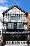 Art Gallery building, Chester. Stock Image